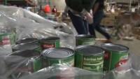 Banco de alimentos de Aurora brinda ayuda