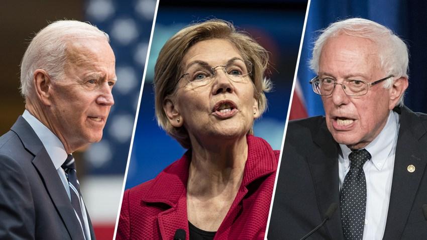 Bernie-Warren-Biden