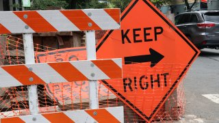 Construction Keep Right Sign Generic Resized