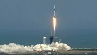 Histórico lanzamiento del cohete de SpaceX: ¿Cuándo llegará a la estación espacial?