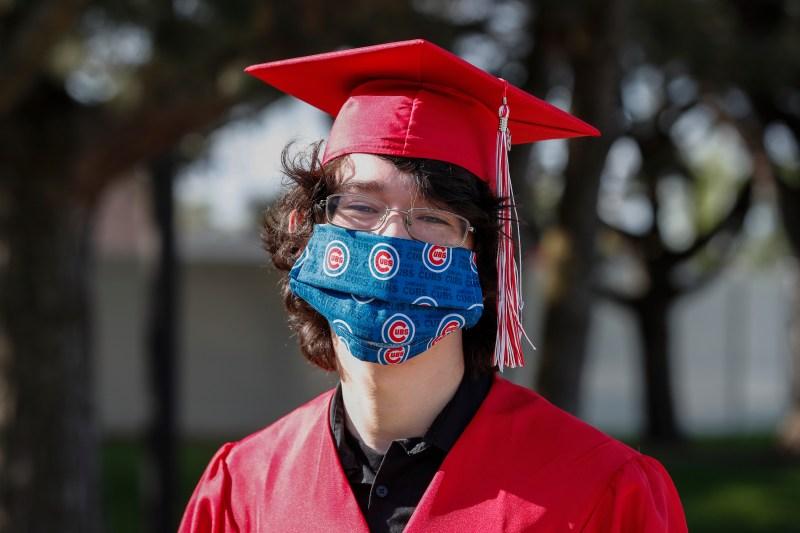 Fotos: ¡Felicidades, graduandos de la clase 2020!