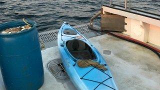 Plymouth Kayak Search