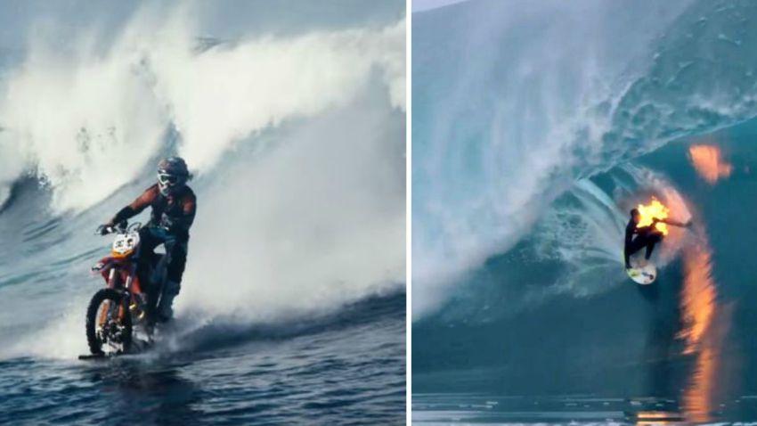 TOMD-robbie-maddison-pipe-dream-surfista-sobre-moto--jamie-obrien-envuelto-en-llamas