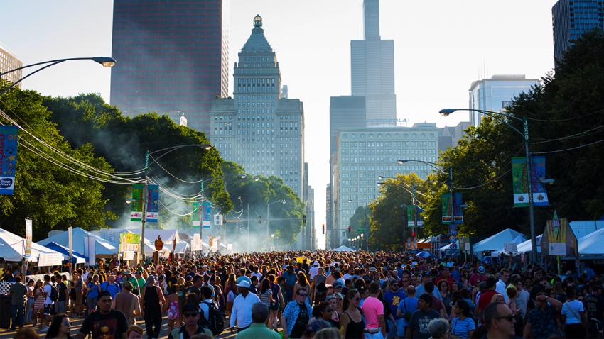 Taste of Chicago Fest