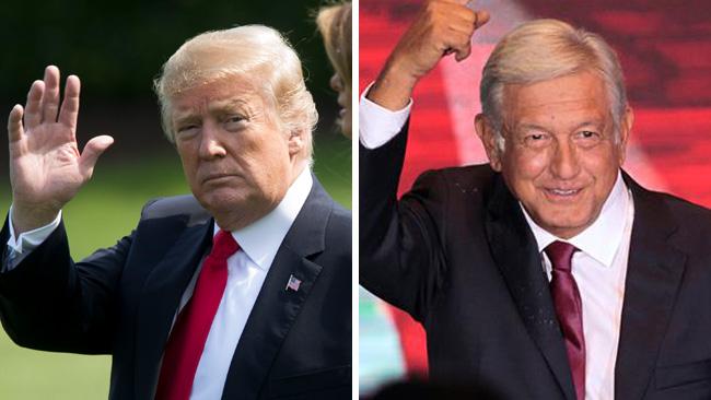Trump-AMLO