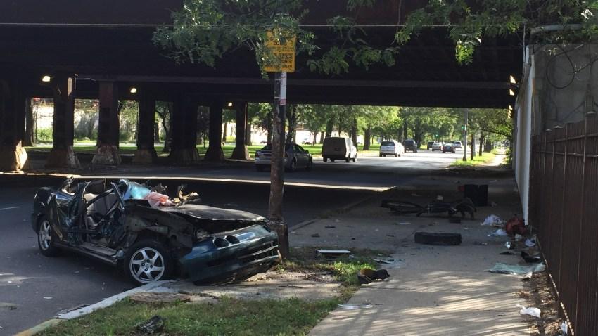 Garfield Park Accident