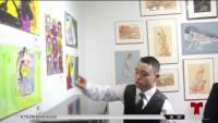 Gigis Playhouse: clases y muestras de arte para jóvenes con síndrome Down