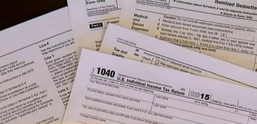income taxes declaraciones de impuestos