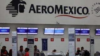Instalaciones de Aeroméxico