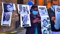 """""""No queremos ser héroes"""": personal sanitario reclama cifras reales en México"""
