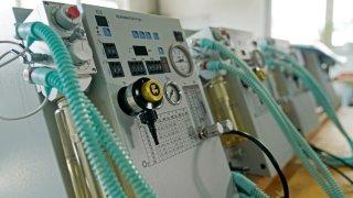 Equipo para pacientes de COVID-19