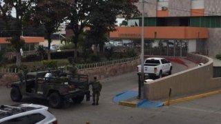 Hospital del IMSS en Culiacán es vigilado
