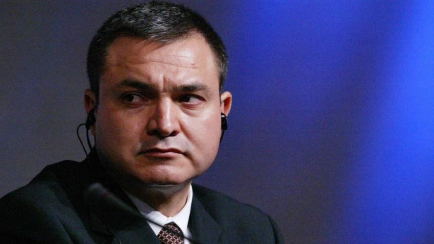 Genaro García Luna, exfuncionario mexicano arrestado
