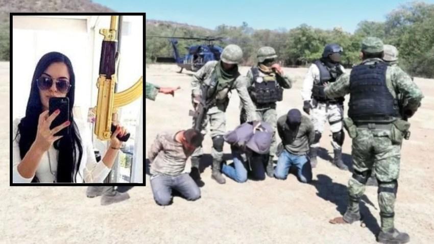 """""""La Catrina"""", líder del Cártel Jalisco, fue abatida en Michoacán."""