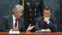 Peña Nieto de luto: muere su amigo y colaborador en dos gobiernos
