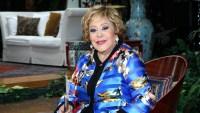 Silvia Pinal, hospitalizada: la actriz está bajo observación médica