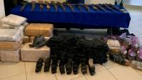 Policía se incauta de 78 armas ilegales en el estado de Tamaulipas