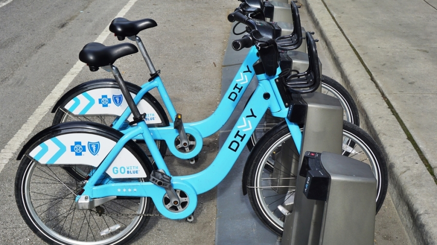 Divvy in Chicago