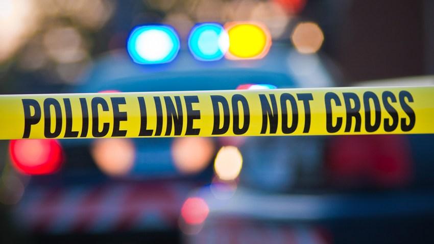 Generic Police Lights Caution Tape 04251994