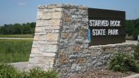 Parque Starved Rock reabrirá parcialmente este fin de semana