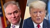 Senado aprueba limitar las acciones militares de Trump contra Irán