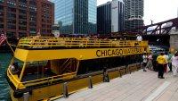 Regresa el servicio de taxis acuáticos al río Chicago