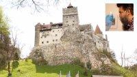Campaña de vacunación en el Castillo de Drácula: hasta los extranjeros desean vacunarse