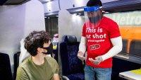 COVID-19 en EEUU: 180 millones están completamente vacunados