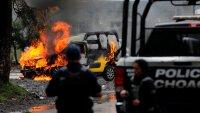 Enfrentamientos en México dejan heridos a dos miembros de la Guardia Nacional