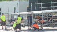Lollapalooza: arrancan cierres y preparativos entre preocupación por repunte del COVID-19