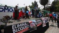 López Obrador insiste en que Joe Biden debe levantar el embargo a Cuba