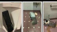 Escuelas advierten sobre riesgoso reto en TikTok que destruye baños