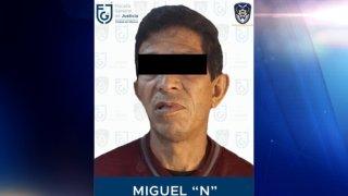Violador serial capturado en México