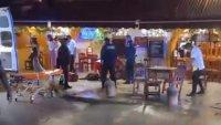 Turistas extranjeros quedan en medio de una balacera en México; dos mueren