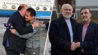 Intercambio: Irán y EEUU liberan a dos detenidos