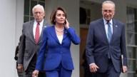 Trump habría insultado a Pelosi durante tensa reunión