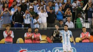 Messi solo tiene deseos de ser campeón