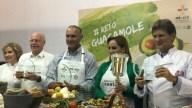 Canciller gana #RetoGuacamole a compañeros