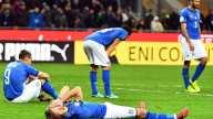 [FIFA2018] Italia. - Los azzurris faltaran a la cita mundialista por primera vez en 59 años, tras no poder remontar el 1-0 en contra ante Suecia en el juego de vuelta del repechaje. Foto: EFE