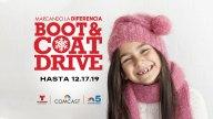 Marca la diferencia: dona abrigos y botas esta Navidad