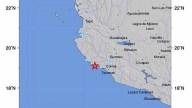 Sismo sacude zona occidental de México sin causar daños