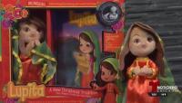 La creadora indicó que creó la muñeca motivada por su amor a la Virgen Morena y a México.
