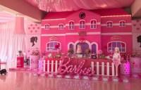Barbie de piso a techo: recorre con nosotros lo más relevante del festejo.