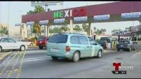 Funcionarios ofrecen consejos para los miles de mexicanos que van a pasar las fiestas decembrinas en su país de origen.