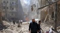 Más de 30,000 civiles han muerto y miles aún están atrapados en medio de la sangrienta guerra civil en Siria.