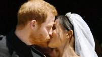El menor de los hijos de Diana de Gales y la actriz estadounidense vivieron una boda de ensueño. Aquí las fotos de algunos de los momentos inolvidables.