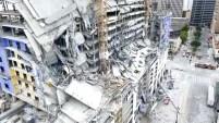 El derrumbe del Hard Rock Hotel en construcción, cerca del histórico French Quarter en Nueva Orleans, dejó dos muertos y 30 heridos....