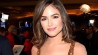 La Miss Universo 2012 se robó las miradas al desfilar por la alfombra roja en Las Vegas. Aquí las fotos.