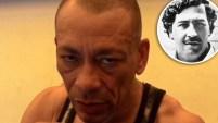 Gueber Raúl Iriza pasó 20 años preso por los crímenes que cometió cuando servía para el capo colombiano. Para ver...