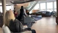 El crucero Viking Sky fue evacuado este sábado en aguas de Noruega por una falla mecánica y el fuerte oleaje.